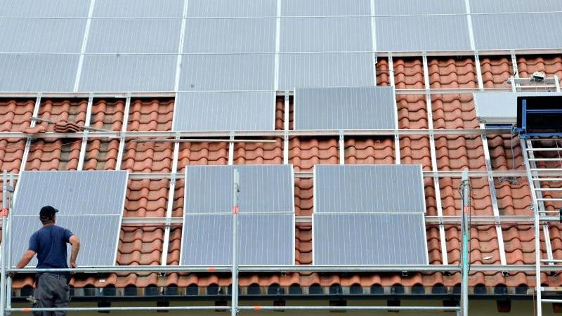 Solaranlagen sollen auf Berlins Dächern Standard werden