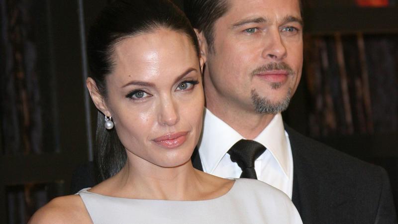 Angelina Jolie will Brad Pitt zu Quarantäne verdonnern