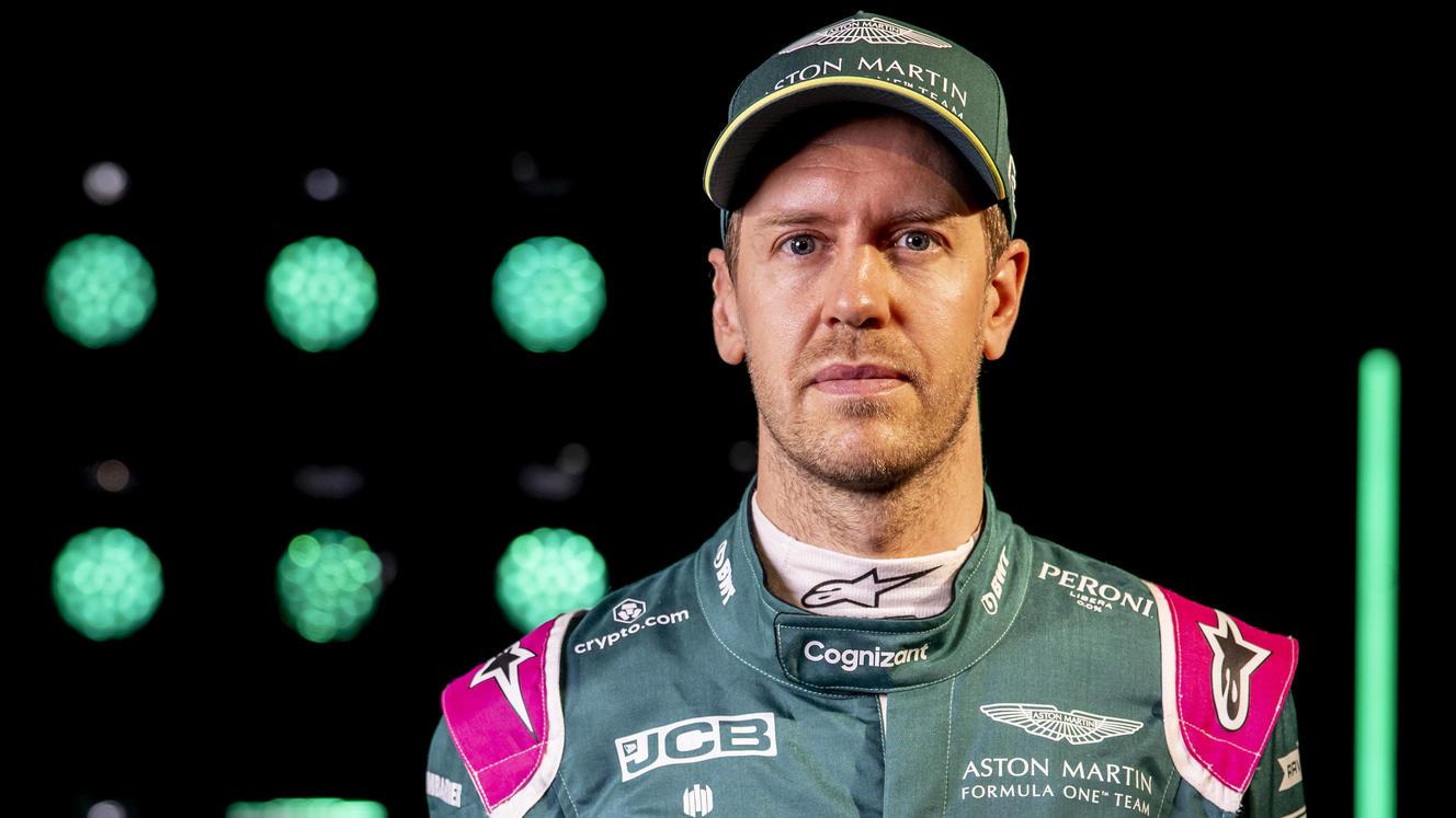 Formel 1 - Sebastian Vettel sicher: