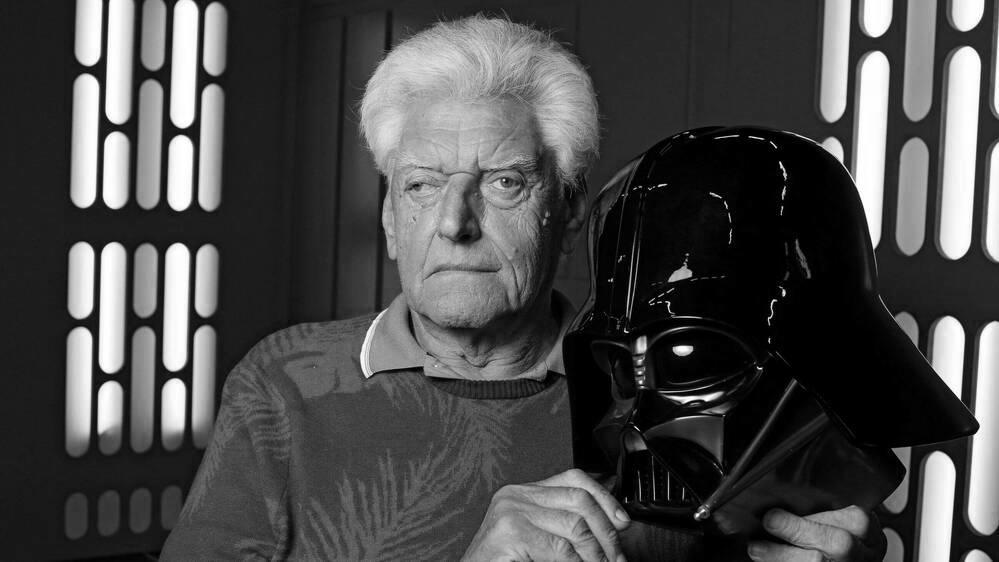 """""""Stars Wars""""-Familie trauert: """"Darth Vader""""-Schauspieler David Prowse mit 85 Jahren gestorben"""