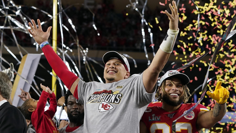 NFL-Superstar Mahomes erhält 400-Millionen-Dollar-Vertrag