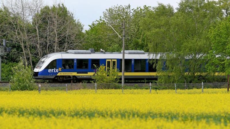 """Warnstreik bei Erixx: """"Eisenbahner zweiter Klasse"""""""