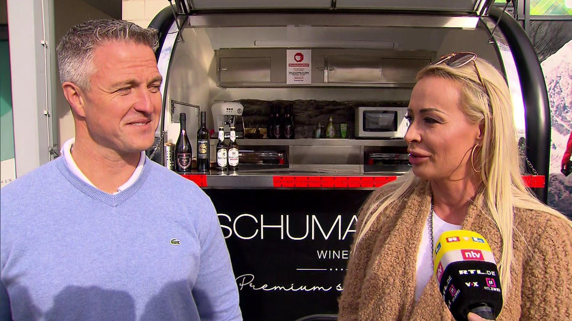 Ralf & Cora Schumacher: Wieder ein Paar? Darum verstehen sie sich plötzlich so gut - RTL Online