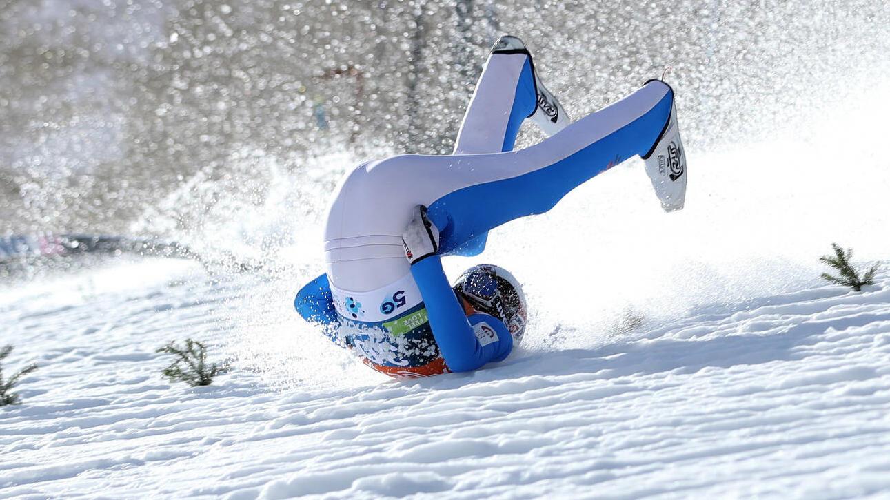 Skispringer Daniel-André Tande spricht über seinen Horrorsturz
