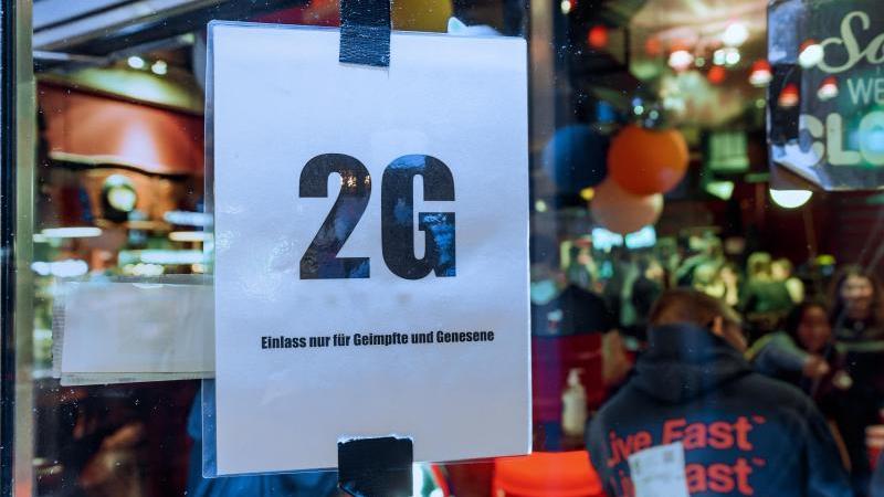 Corona-Liveticker - In DIESEM Bundesland gibt's 2G ohne Maskenpflicht