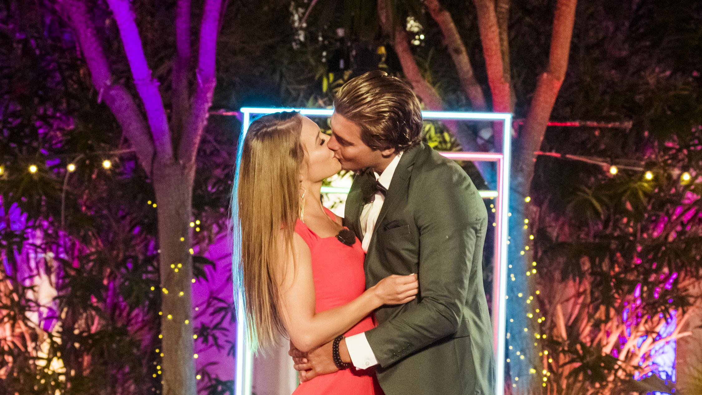 Love Island-Finale: Das Sieger-Couple 2020
