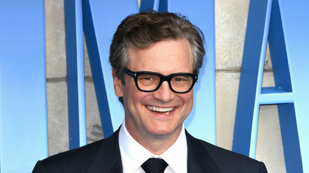 """Zombie Brother"": Colin Firth jagt in Comic-Verfilmung Untote"