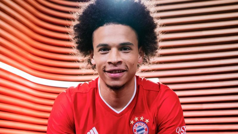 Sané absolviert erstes Training beim FC Bayern