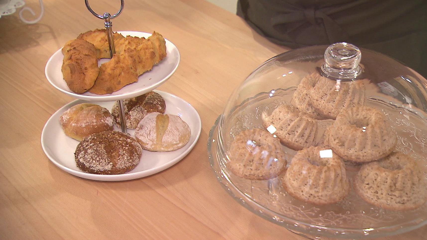 Abnehmen mit Kuchen und Brot: Bestseller-Autorin eröffnet eigene Bäckerei in Hamburg
