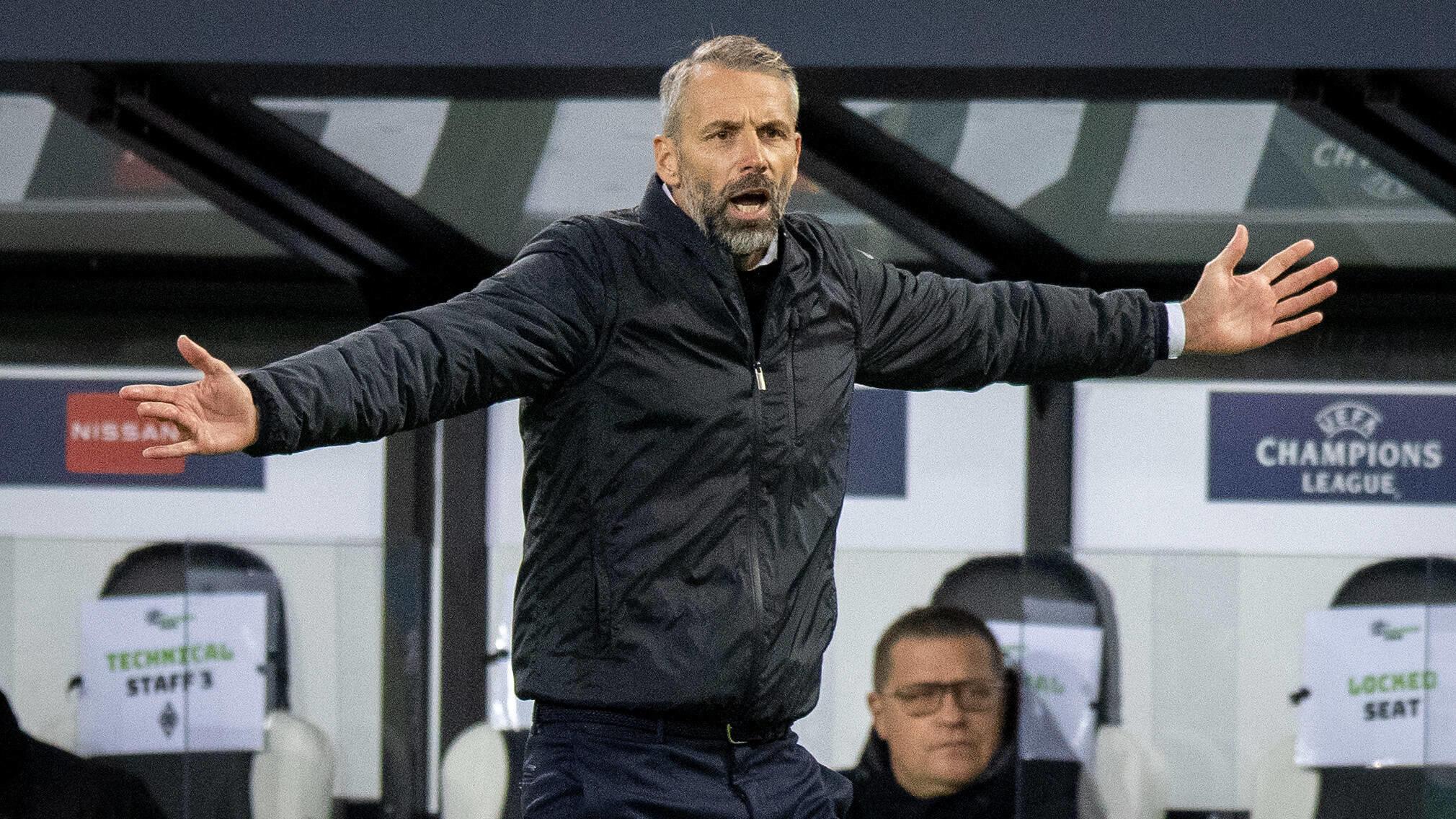 Borussia Mönchengladbach: Marco Rose spricht über BVB-Gerüchte
