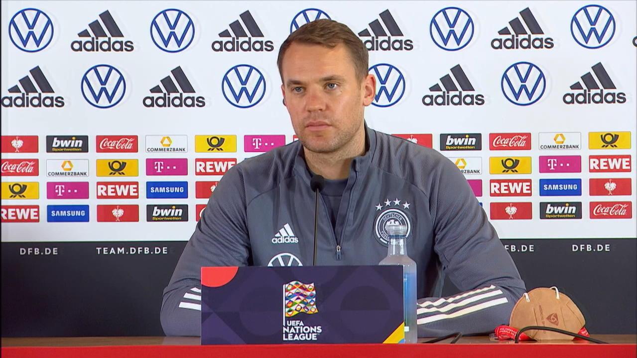 """Manuel Neuer feiert gegen Spanien Rekord im DFB-Team: """"Möchte das jetzt genießen"""""""
