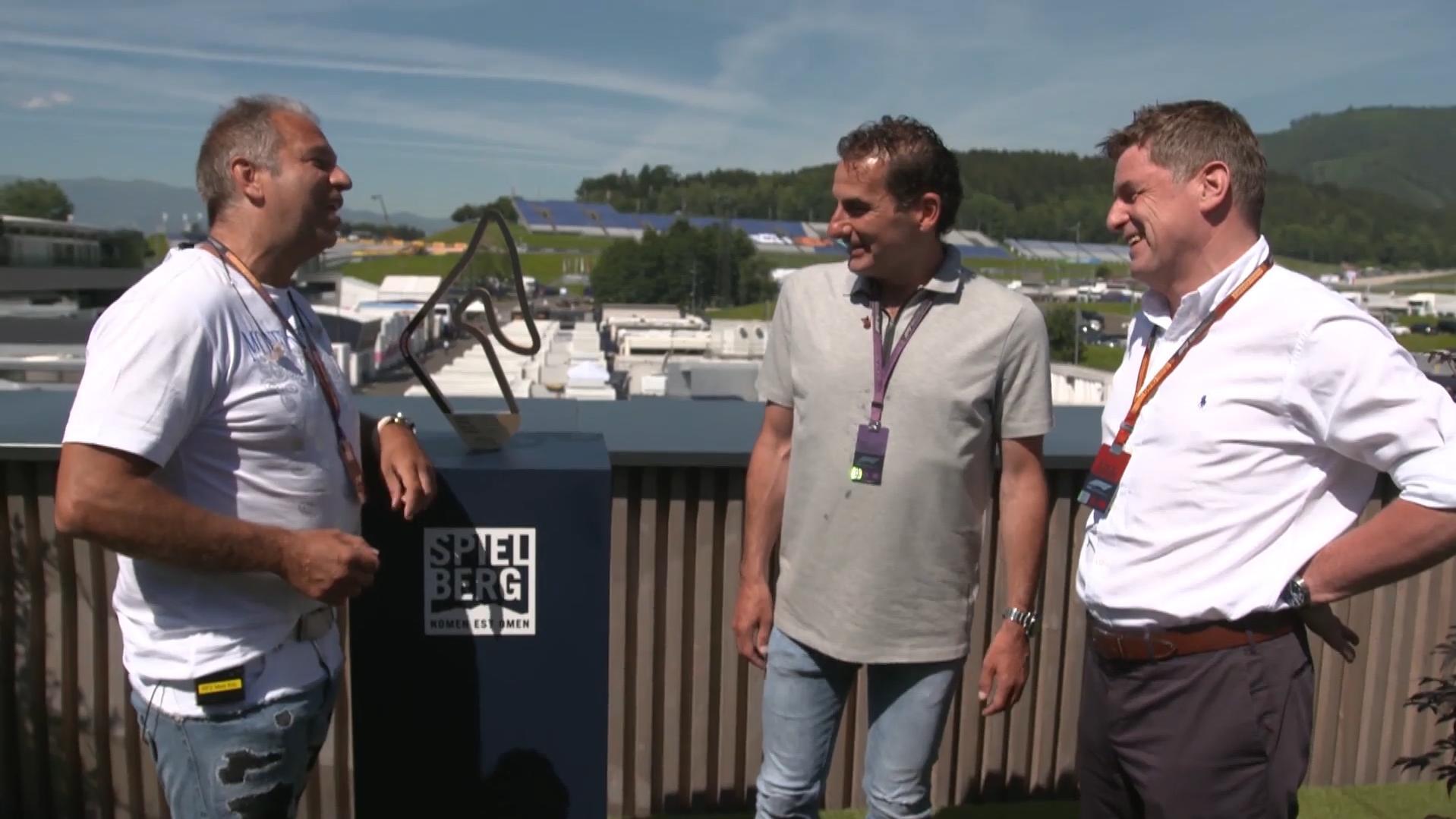 30 Jahre Formel 1: Red Bull und Projekt Spielberg bedanken sich bei RTL