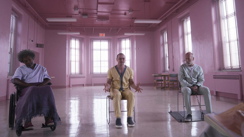 """Glass"": M. Night Shyamalans finaler Twist kommt ins Free-TV"