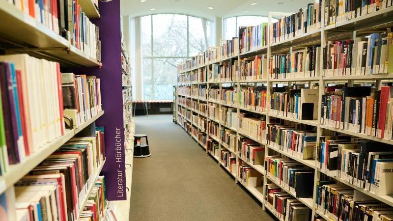 Berliner Bibliotheken schließen wegen Corona