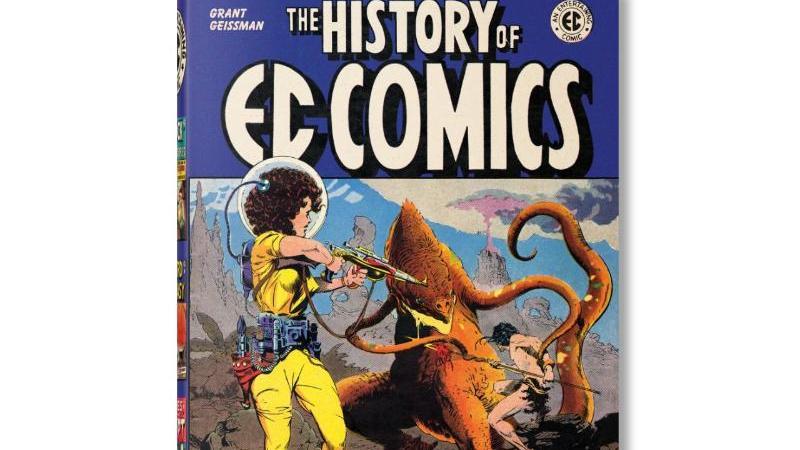 Die wundervolle Welt der EC Comics