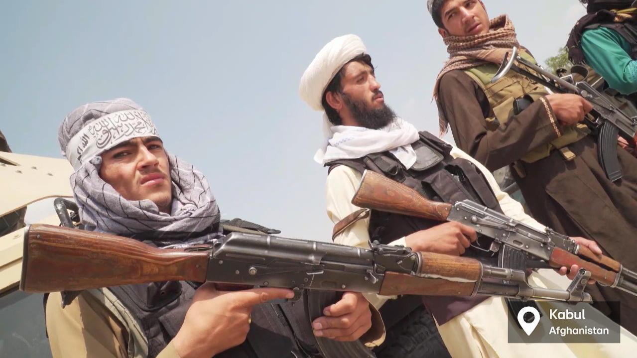 """Taliban-Kommandant Qazi Ali im RTL/ntv-Interview: """"Frauen sind wie Bonbons"""""""