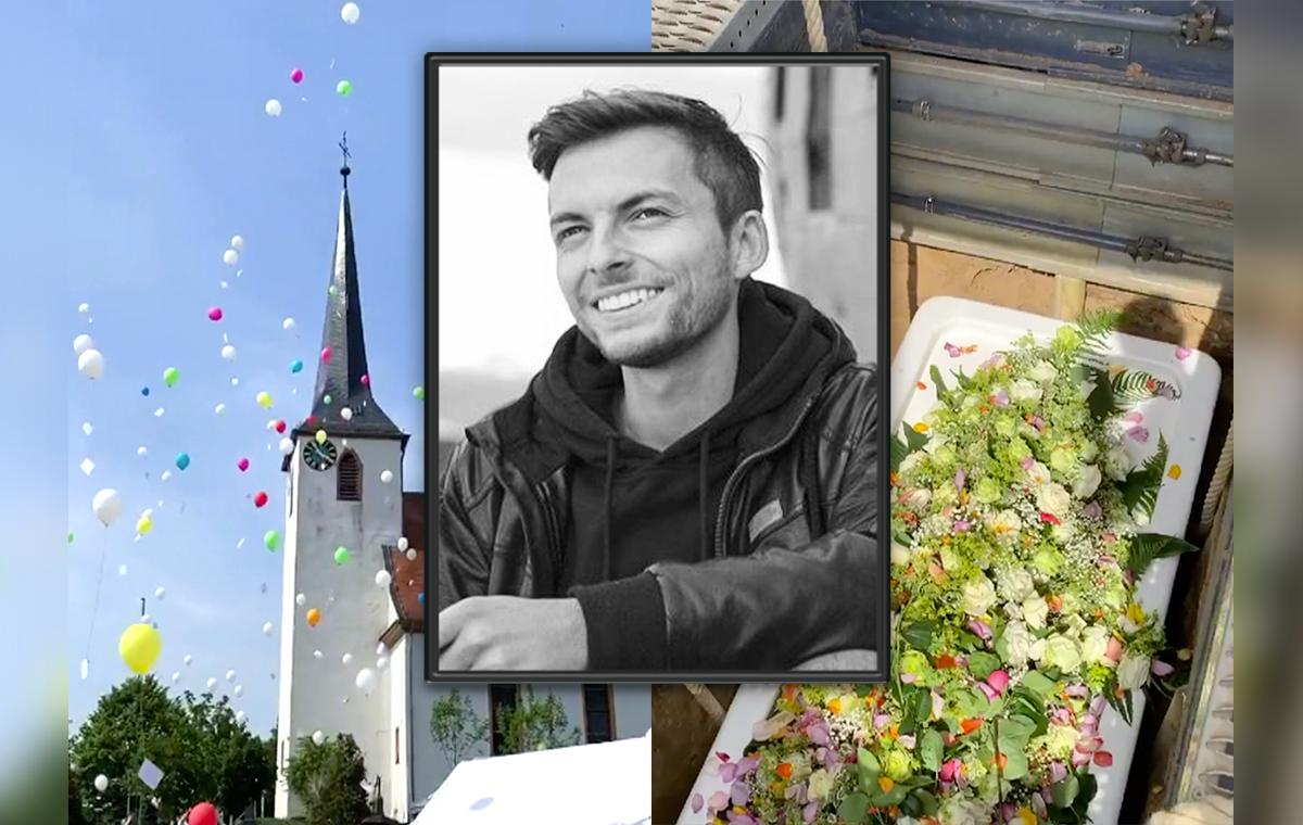 Lebewohl, Philipp Mickenbecker (†23) - Der emotionale Abschied von einem Kämpferherz