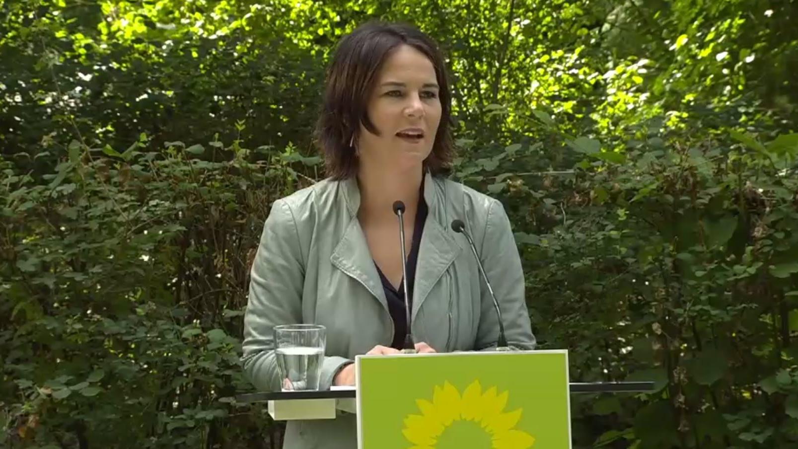 Baerbocks Grüne planen Superministerium - mit Veto-Recht bei allen Gesetzesvorhaben