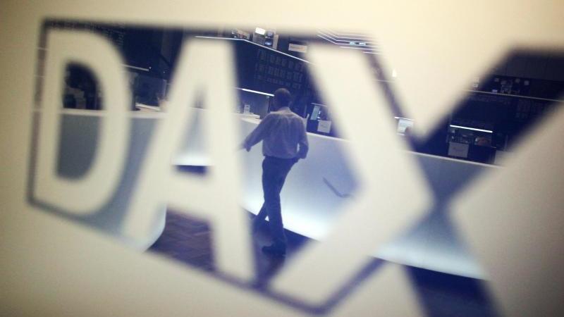 Dax bleibt im Bereich der 14.000 Punkte