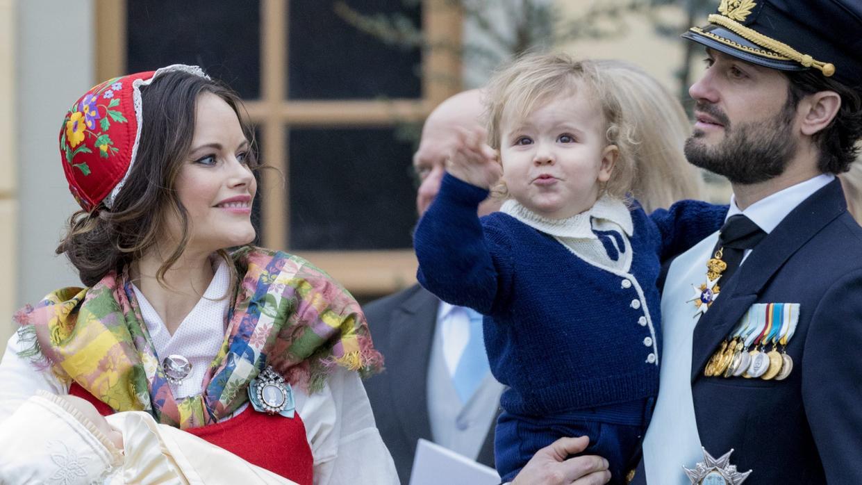 Wie die Zeit vergeht! Prinz Alexander von Schweden feiert 5. Geburtstag