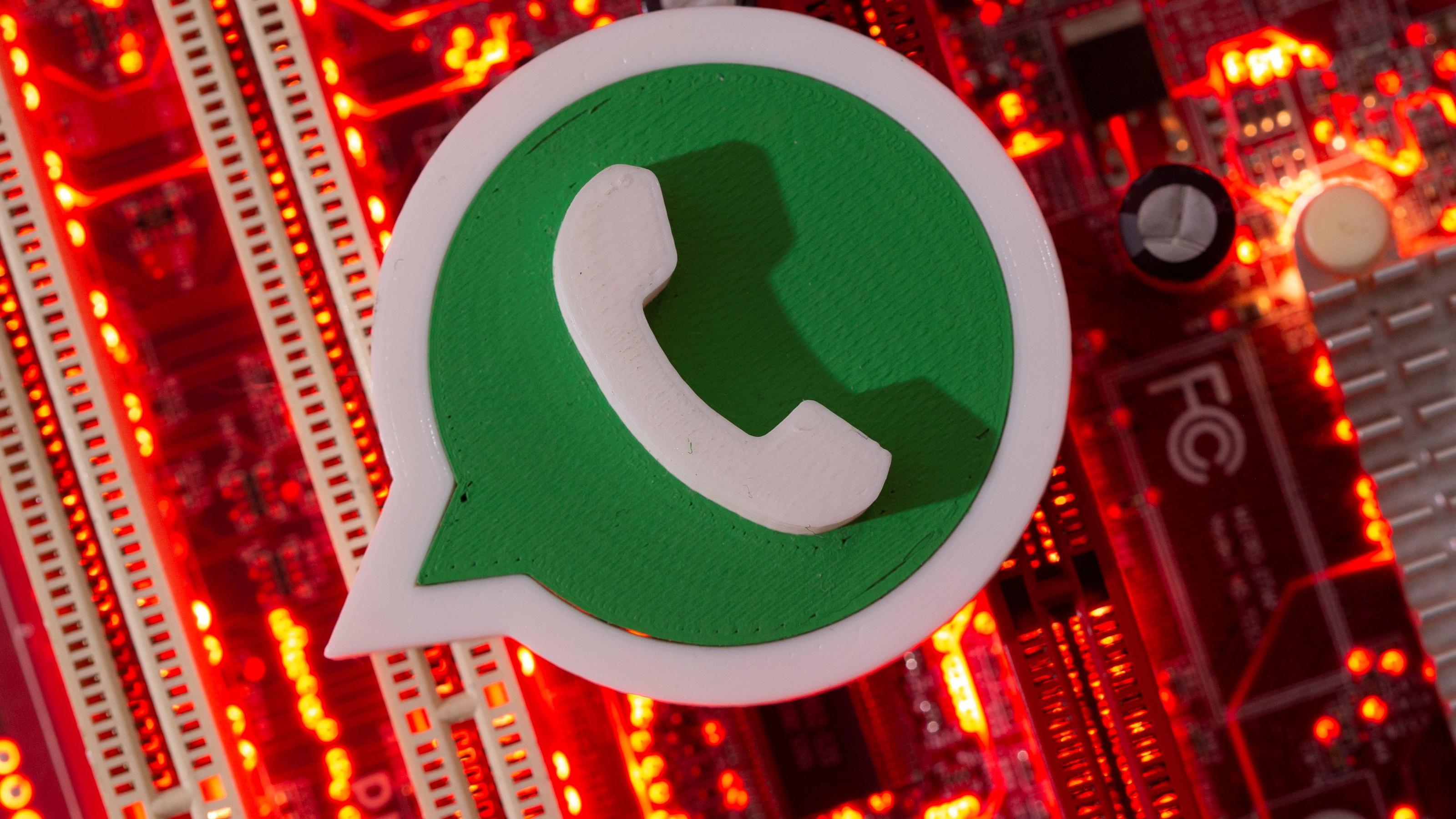 Whatsapp Melden