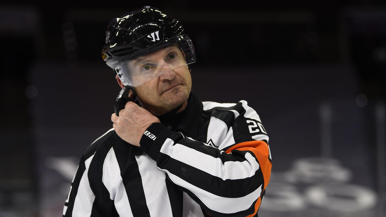 NHL-Schiedsrichter Tim Peel nach Skandalspruch auf Lebenszeit gesperrt
