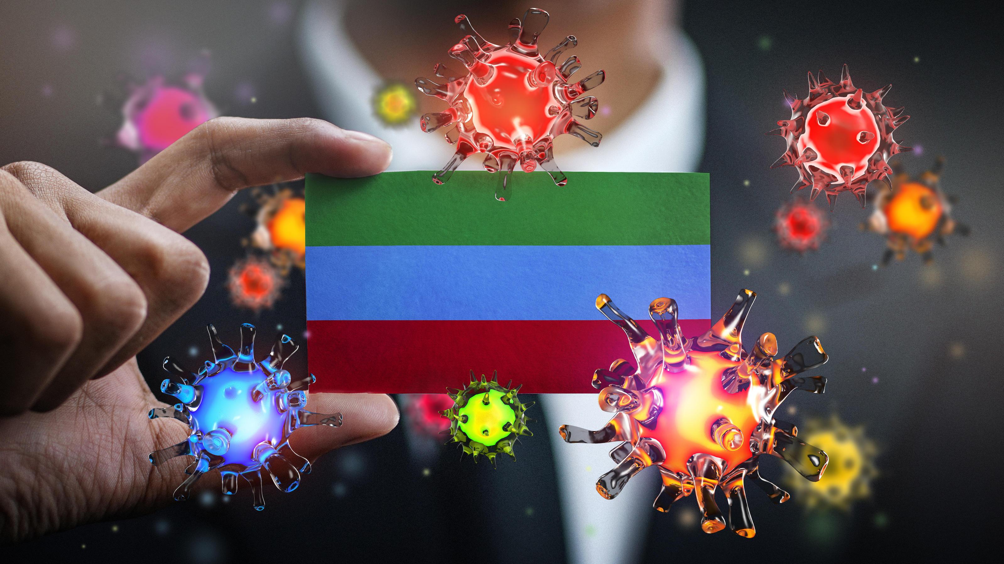 Corona-Tote in Russland: Katastrophale Zustände in der abgeriegelten Stadt Machatschkala