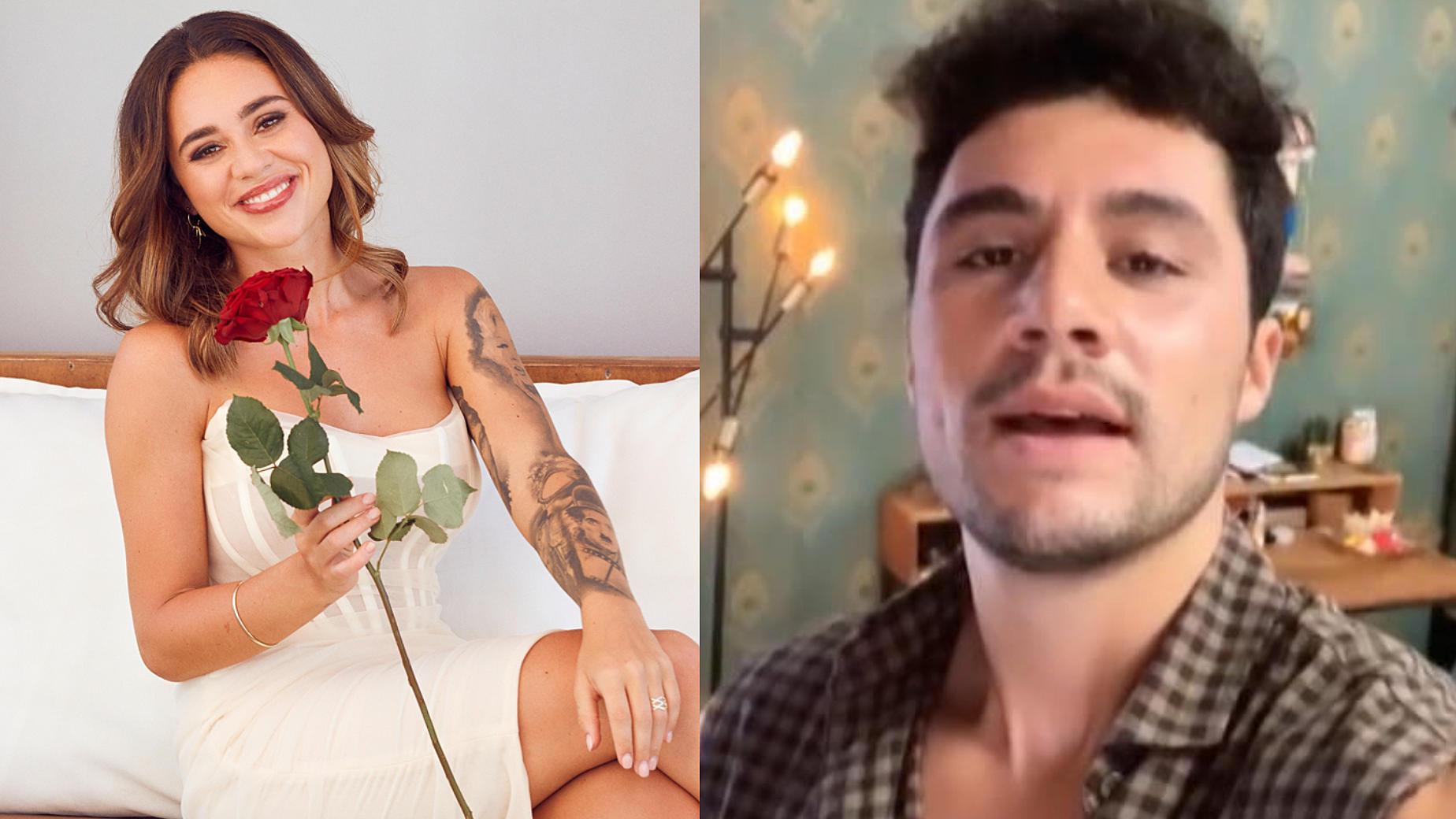 Das sagt Ex Danilo zu Melissa als neue Bachelorette