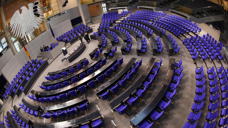 Erste Sitzung des neuen Bundestages: Das ist neu, das ist anders: 6 Dinge, die Sie wissen müssen.