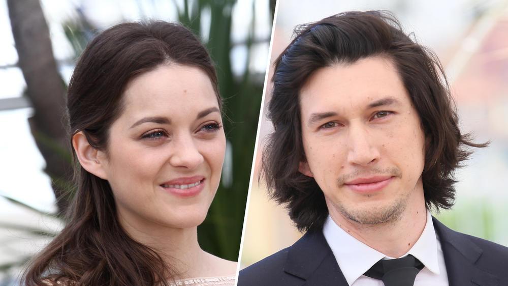 """""""Annette"""" mit Cotillard und Driver eröffnet Filmfestspiele von Cannes"""