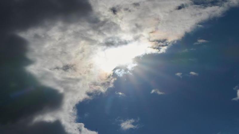 Heiter bis wolkiges Wetter: Ab Dienstag ungemütlicher