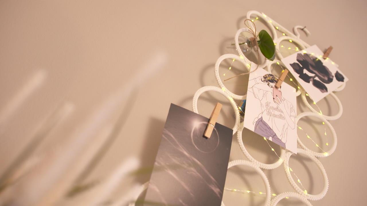 IKEA Hack: Wanddeko im Makramee-Style