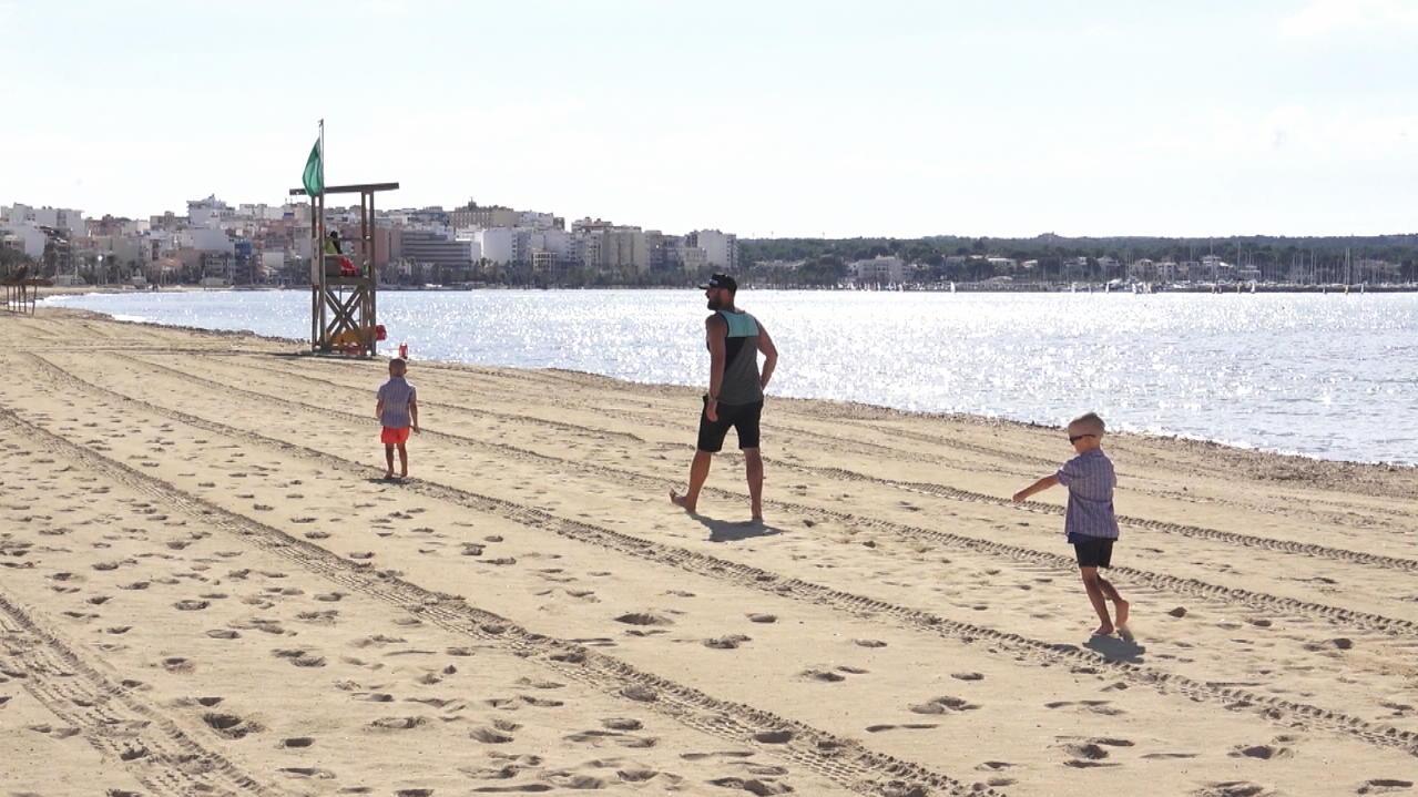 Wie sicher fühlen sich Touristen auf Mallorca?