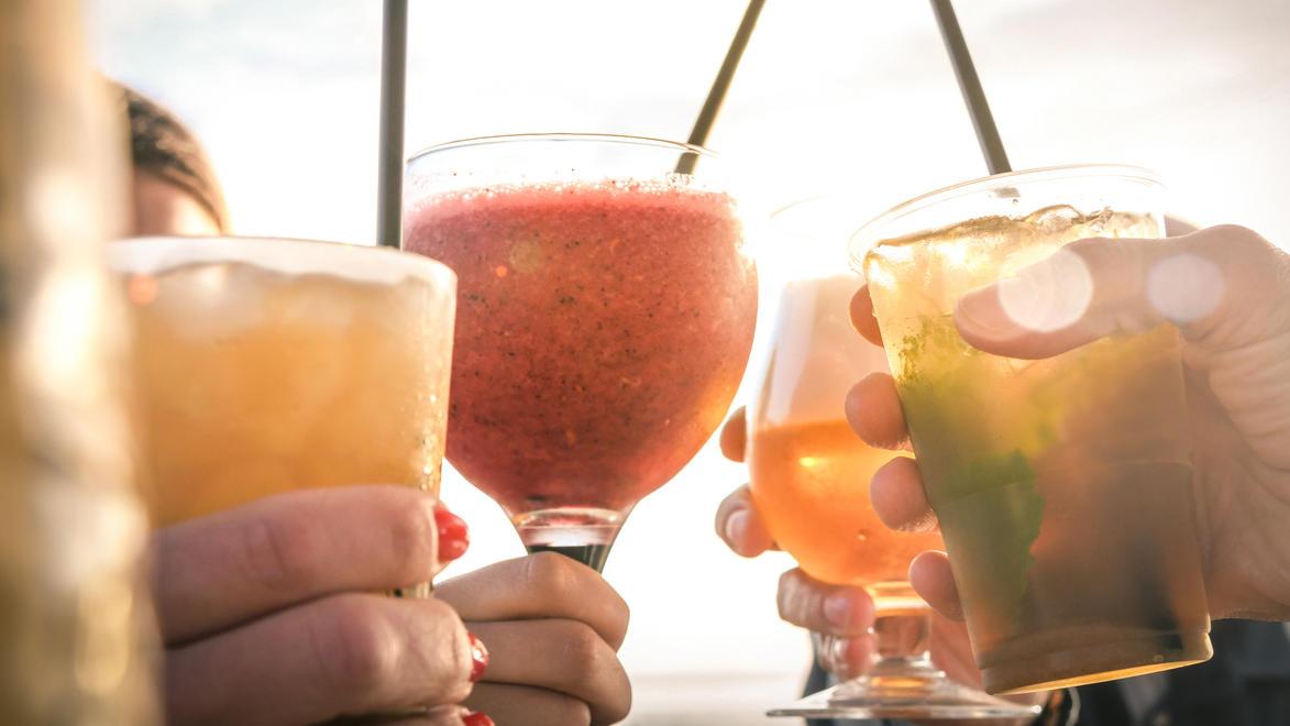 Abkühl-Drinks: 5 eiskalte Erfrischungen für die Schwitze-Hitze