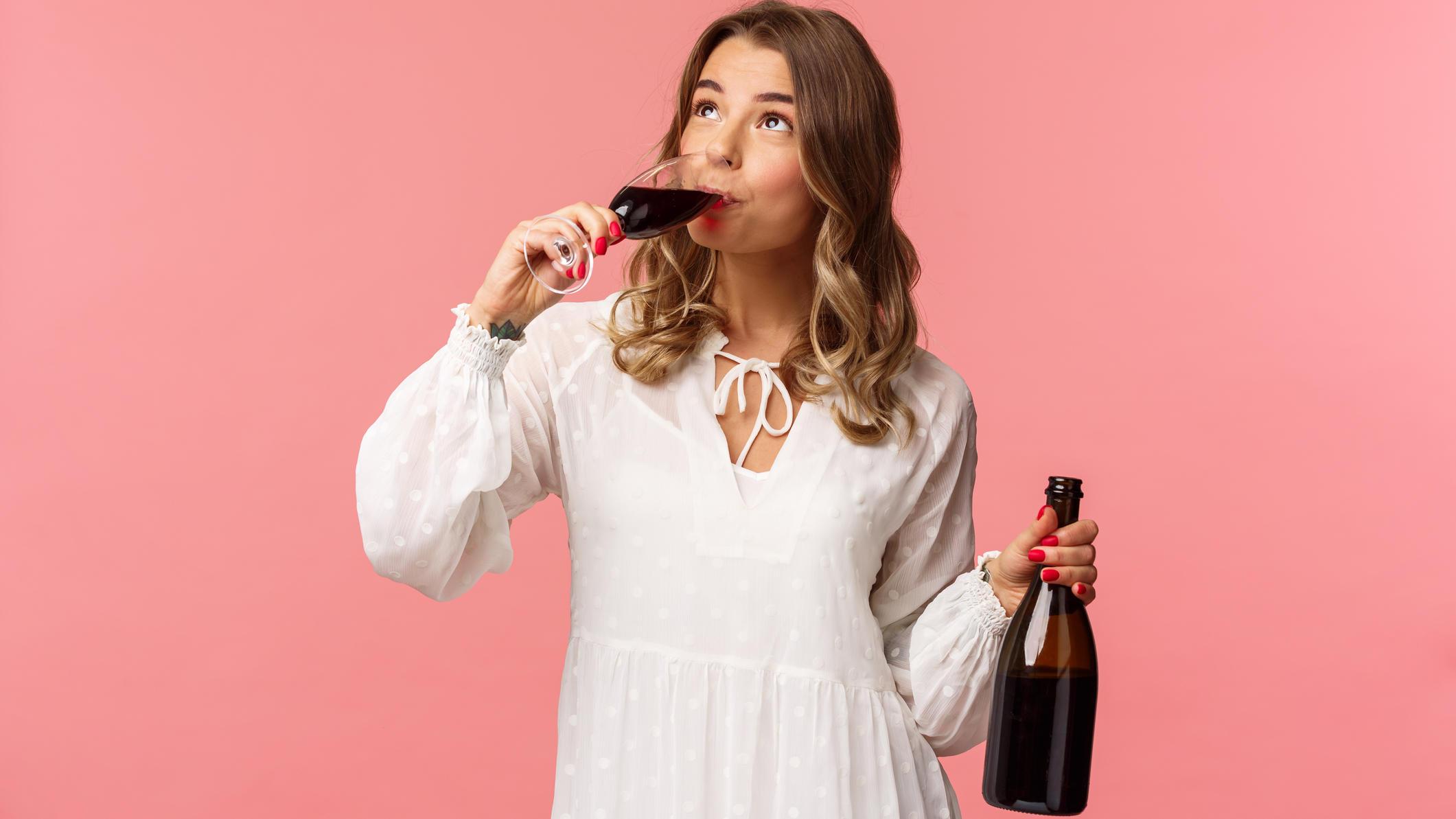 Diese 3 Fehler beim Weintrinken macht fast jeder!
