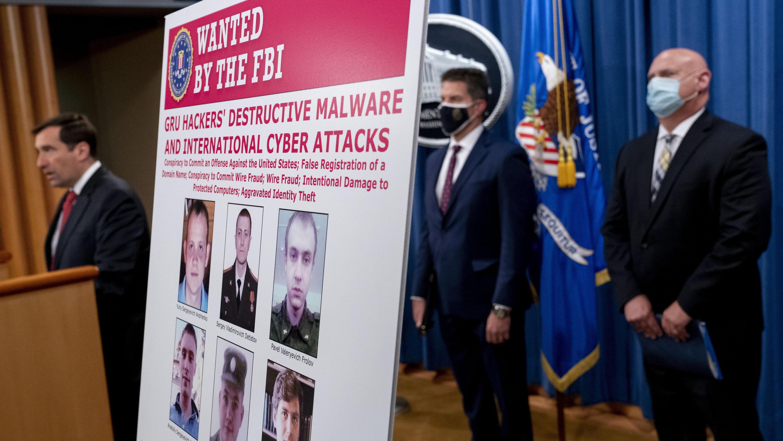 Russische Geheimagenten stecken laut FBI hinter weltweiten Hackerangriffen