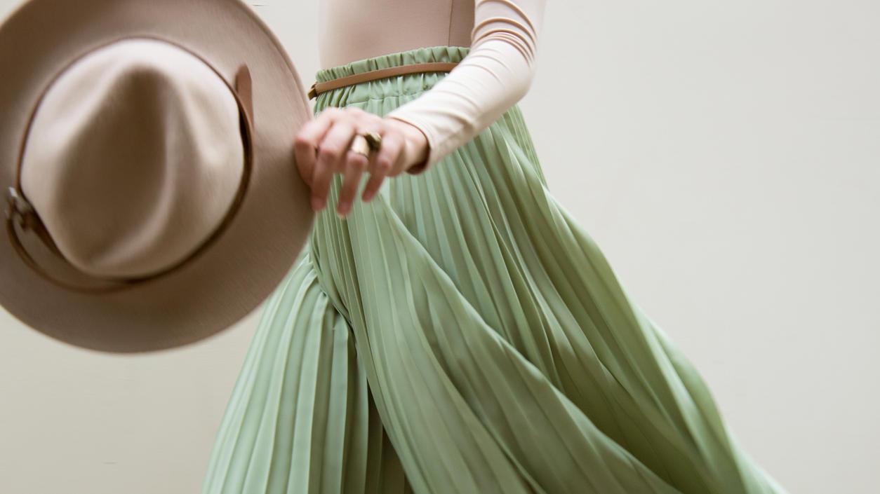 Trendfarbe Grün: 3 Tipps für die Kombination