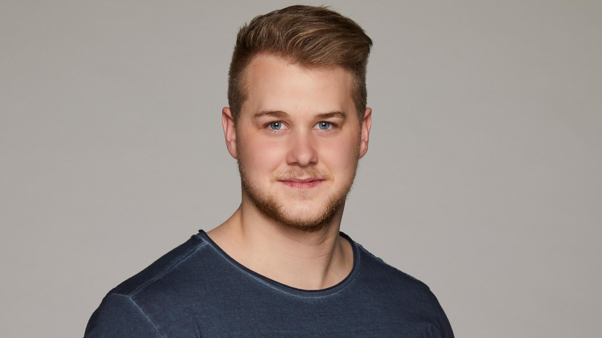 GZSZ-Star Felix van Deventer verrät, wie er zum Muskelprotz geworden ist