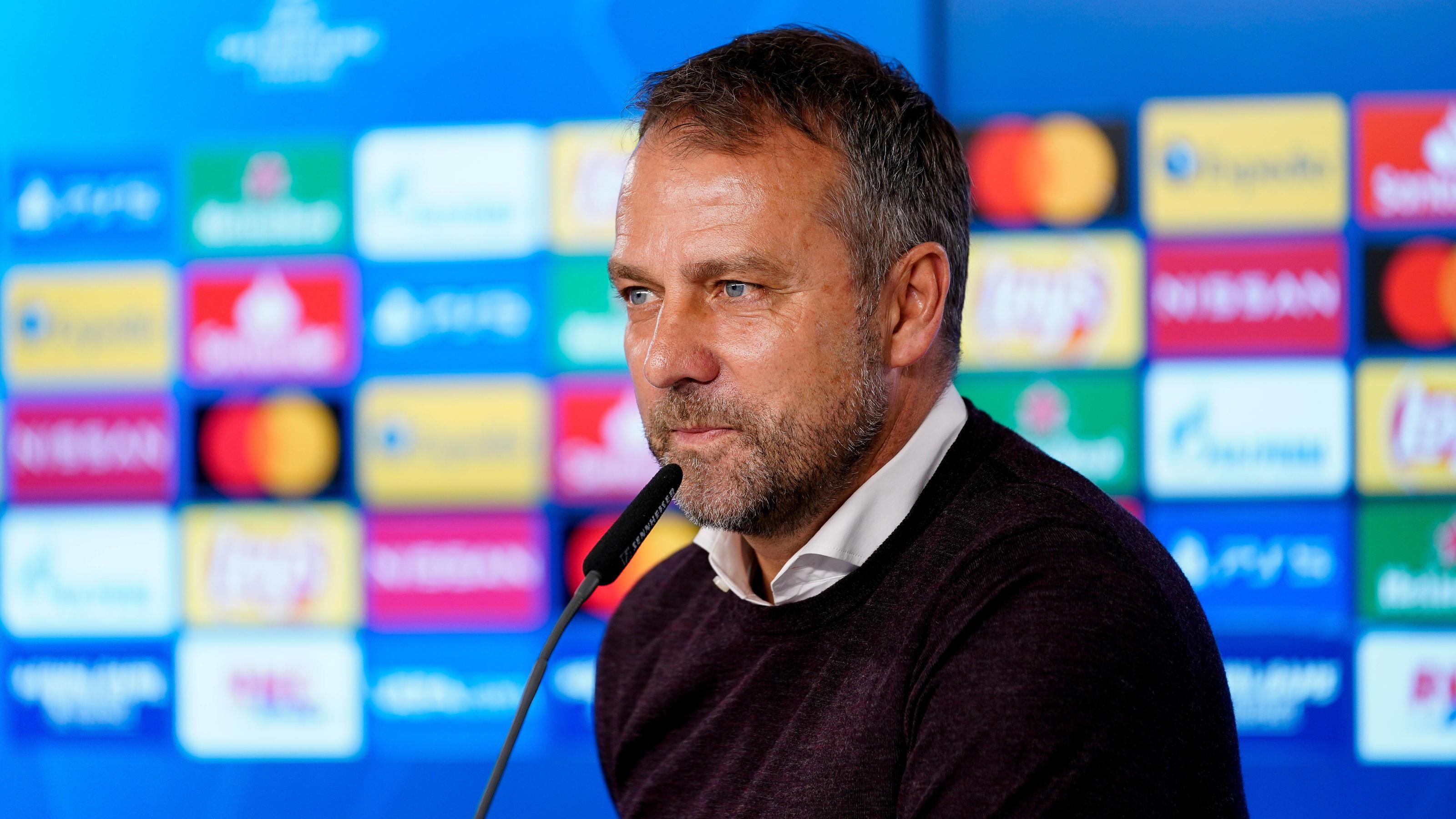 Hansi Flick: Hat der FC Bayern-Trainer im Monolog nach dem Champions-League-Aus gegen PSG seinen Abschied verraten?