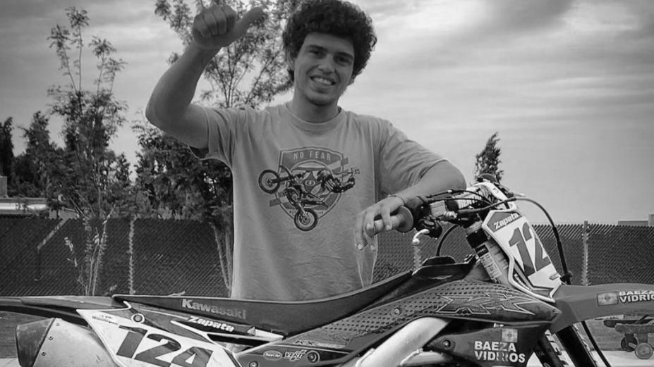 Motocross-Fahrer Wey Zapata stirbt bei Rennen in Argentinien