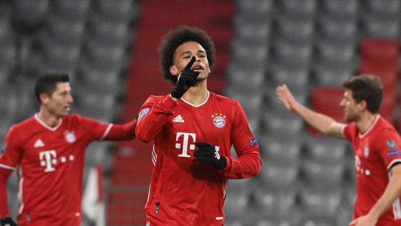 FC Bayern nach 3:1 gegen Salzburg vorzeitig im Achtelfinale
