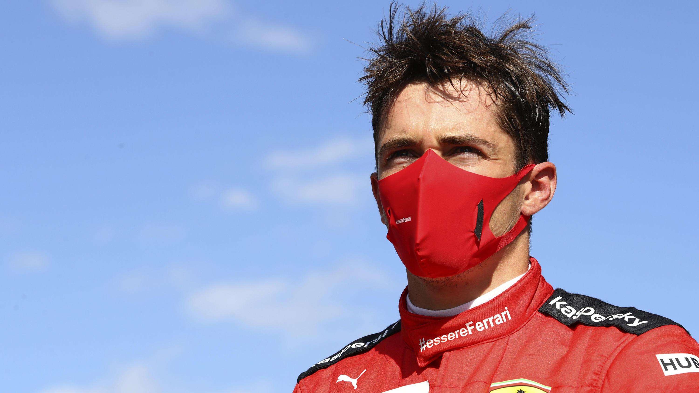 """Formel-1-Star Charles Leclerc twittert gegen Vorwürfe: """"Ich hasse Rassismus"""""""