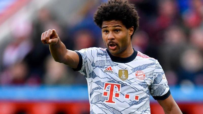 FC Bayern rotiert: Gnabry, Musiala und Richards in Startelf