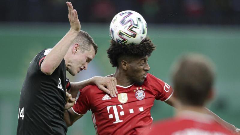 DFB-Pokalfinale: Bayer Leverkusen in der Einzelkritik