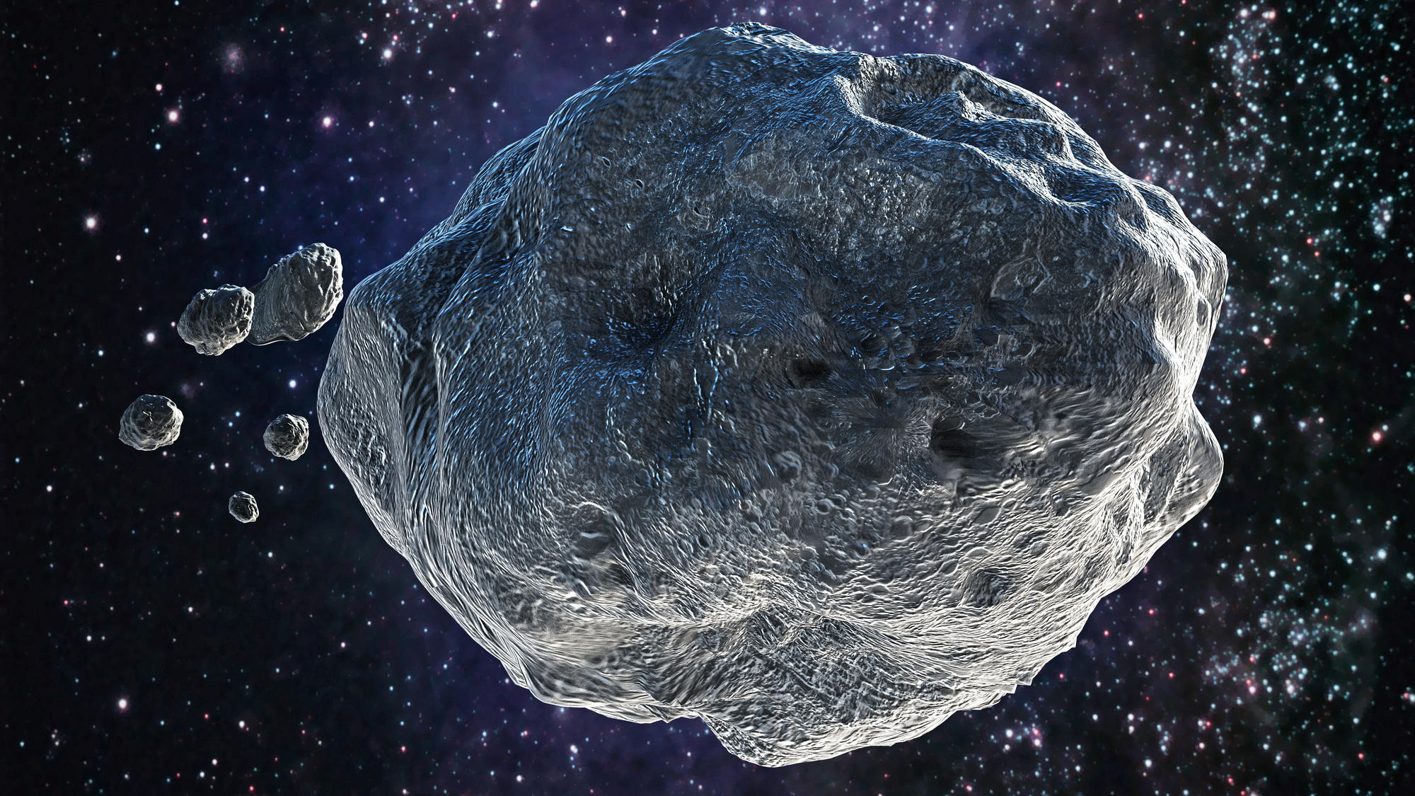 Asteroid 2015 BY310 kommt uns immer näher - RTL Online