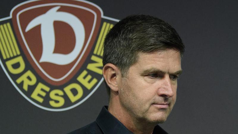 """Dynamo-Sportchef: """"Ziele über Vertragslaufzeiten definieren"""""""