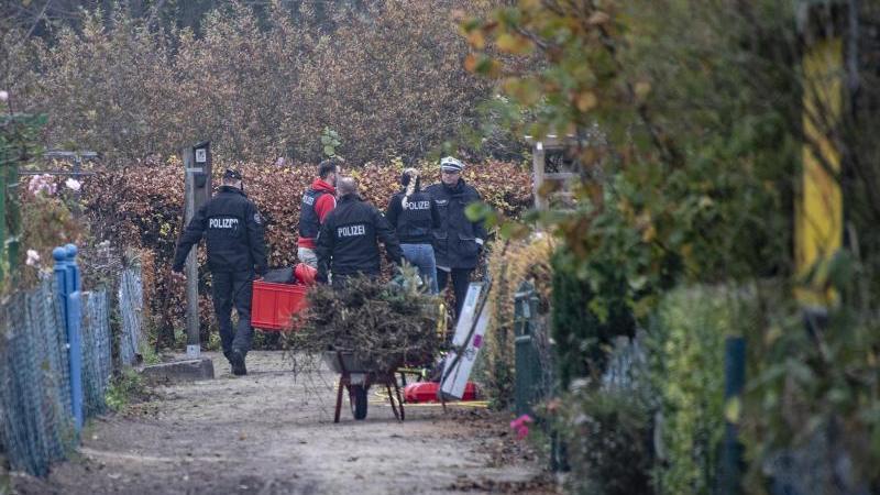 Rendsburger Frauenmorde: Spürhunde im Einsatz