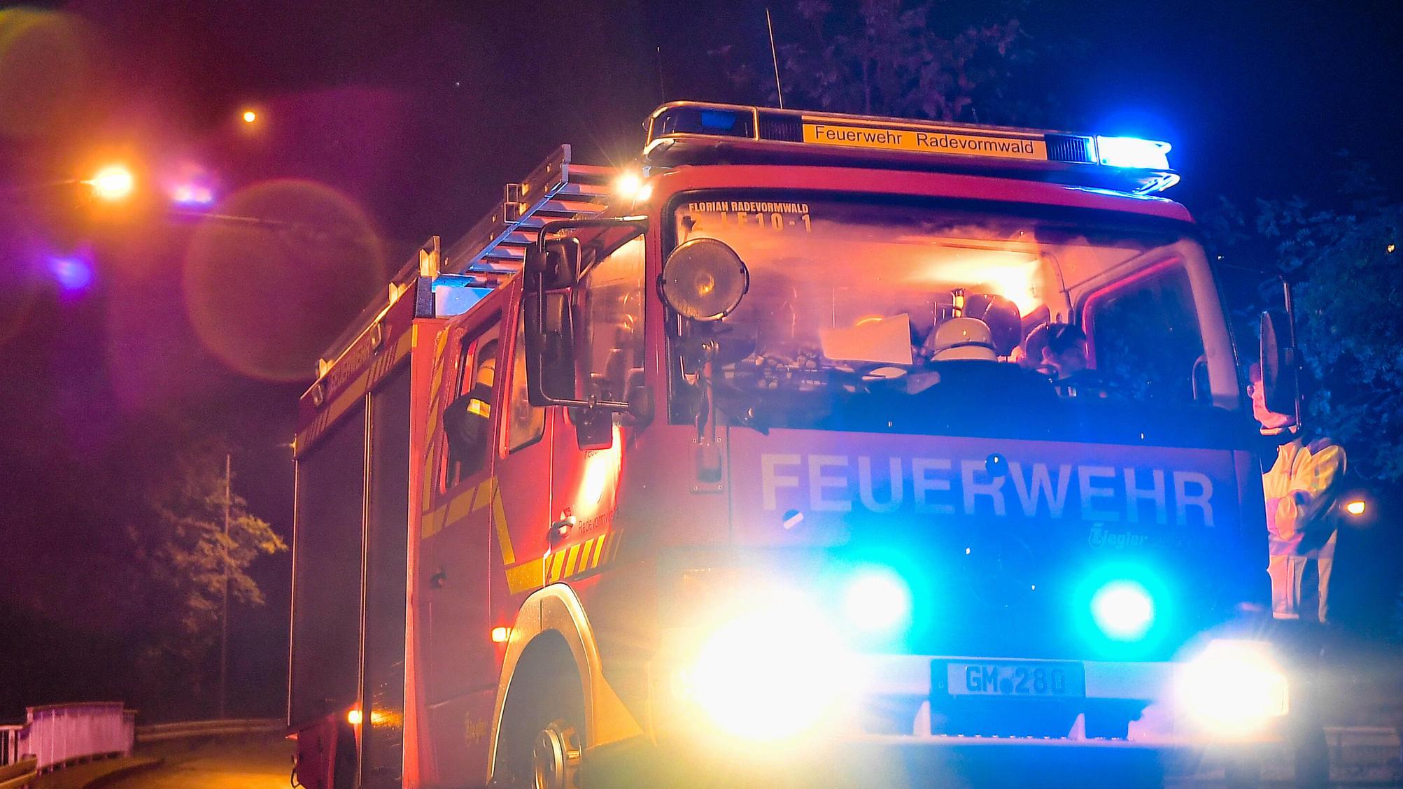 Starkregen in Sachsen: Mann stirbt durch Stromschlag, als er seinen Keller abpumpen will