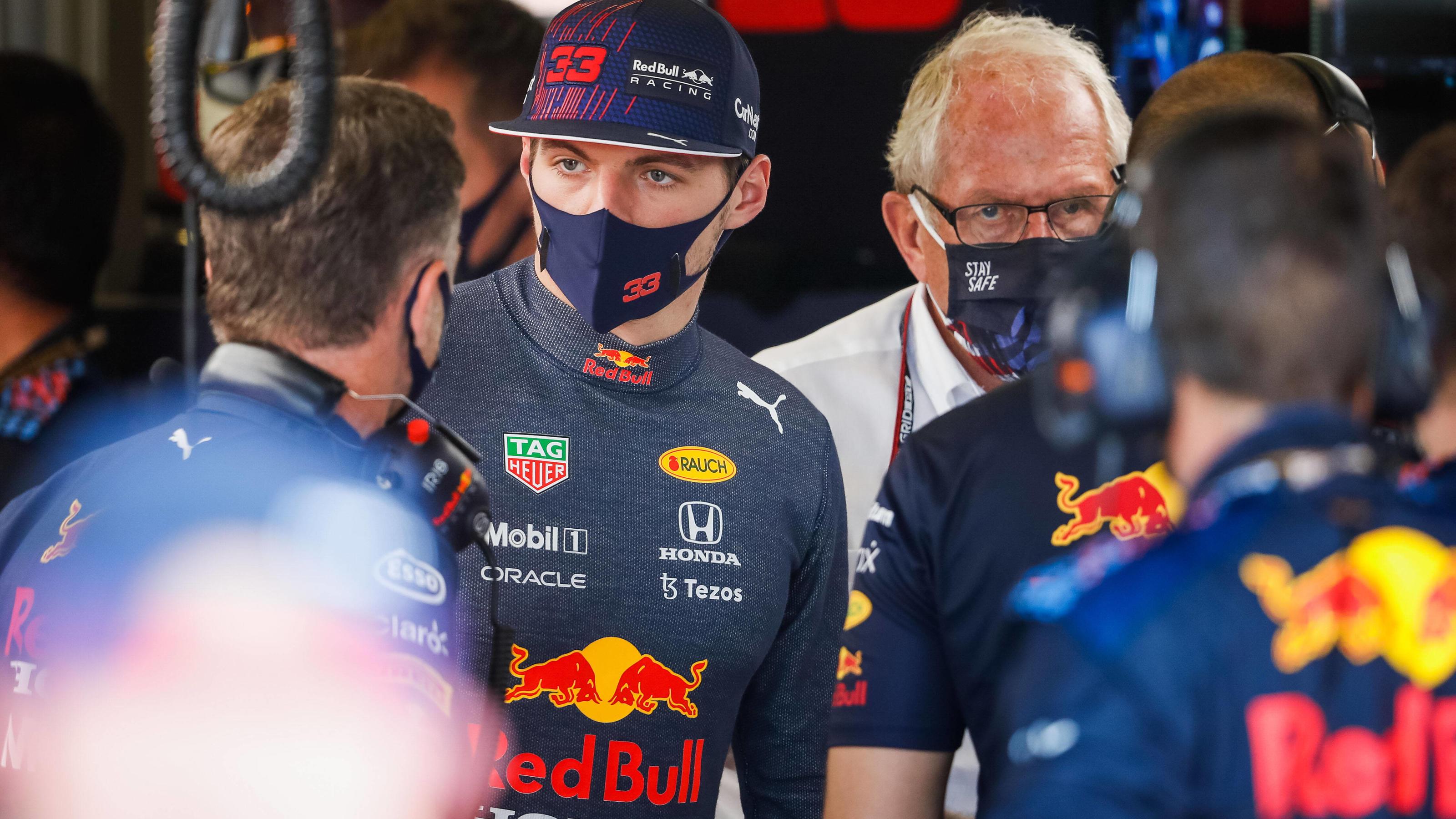"""Formel 1: Bei FIA krachend gescheitert - die seltsamen """"Beweise"""" von Red Bull gegen Mercedes"""