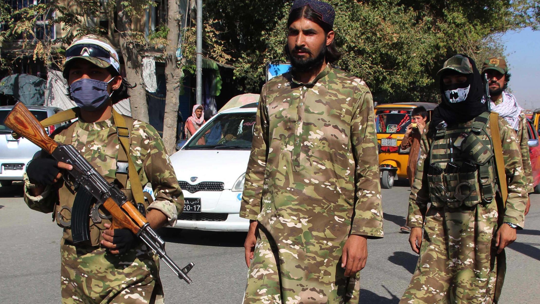 Nach Machtübernahme in Afghanistan: Taliban bedrohen offenbar Studenten in Frankreich